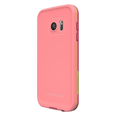 LifeProof Fre Case for Galaxy S7, Sunset Pink (77-53382)
