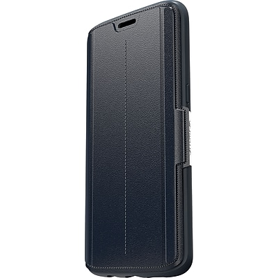 OtterBox Strada Series Case for Galaxy S7 Edge, Night Cannon Blue (77-53186)
