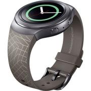 Samsung Atelier Mendini Watch Strap for Gear S2, Dark Brown (ET-SRR72MDEBUS)