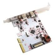 Syba® 2-Port USB 3.1 PCI-E Controller Card (SD-PEX20200)