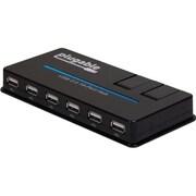 Plugable® 10-Port USB 2.0 Hub (USB2-HUB10C2)