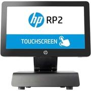 HP® RP2 Retail System 2000 Intel J1900 500GB HDD 4GB Windows Embedded POSReady 7 POS Terminal