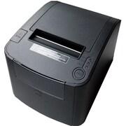EC Line EC-PM-80330 Direct Thermal Desktop Receipt Printer, USB, Black