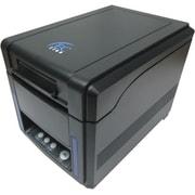 EC Line EC-PM-80340 Direct Thermal/Thermal Transfer Desktop Label/Receipt Printer, USB, Black