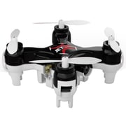 "Mota® Jetjat Nano-C Camera and Video Toy Drone, 2.4"" x 2.4"" x 0.79"", Black (JJ-NANC)"