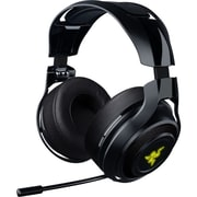 Razer™ ManO'War RZ04-01490100-R3U1 Wireless PC Gaming Headset, Black