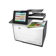 HP® Enterprise 586f Color PageWide Array Multifunction Printer, G1W40A#BGJ, New