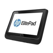"HP® ElitePad Mobile G2 G4T21UT 10.1"" POS Solution, 4GB, Windows 8.1 Pro, Black"