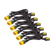 APC® Power Cord Kit, 4', 6/Pack (AP8704S)