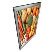 IDL LED Klik Frame Wallmount Frame, Silver