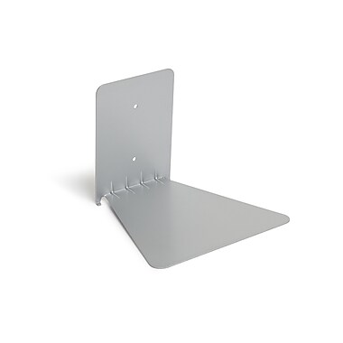 Umbra – Grande tablette invisible, nickel, paquet de 2