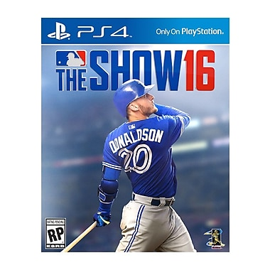Playstation 4 MLB 16 The Show