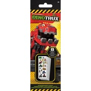 Sandylion® DinoTrux Stickers, 8 Sheets/Pack