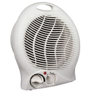 Duraflame Portable Electric Desktop Heater with Integrated Handle, White  (DFH-NH-3-T)