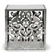 Glamour Home Decor Abigail End Table