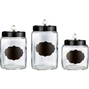 Design Guild 6-Piece Devin Canister Set