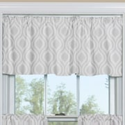 Contempo Curtains Ogee Petite 50'' Curtain Valance