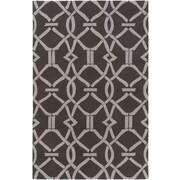 Artistic Weavers Marigold Serena Hand-Crafted Slate/Gray Area Rug; 3' x 5'