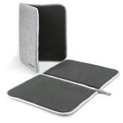Prepara Dry Dock Dish Mat (Set of 2); Gray