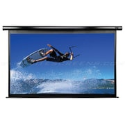 Elite Screens VMAX2 AcousticPro 99'' diagonal Electric Projection Screen; 99'' diagonal