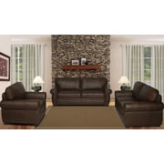 LifeStyle Solutions Alexandra Leather Club Chair