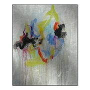 Gallery Direct Adolescence II by Sean Jacobs Painting Print; Small
