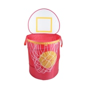 Redmon Redmon for Kids Basketball Storage Bag; Red