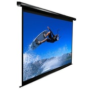Elite Screens VMAX2 Series Black 99'' diagonal Manual Projection Screen; 99'' Diagonal in Black Case