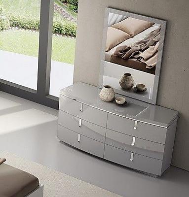 J&M Furniture Rectangular Dresser Mirror WYF078278891492