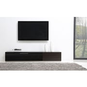B-Modern Producer TV Stand; Ebony