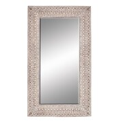 Woodland Imports Framed Mirror
