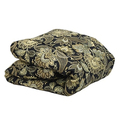 Brite Ideas Living Valdosta Blackbird Duvet Cover;