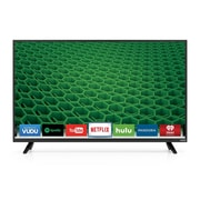 "Refurbished Vizio D39H-D0 39"" 720p Smart LED TV, Black"