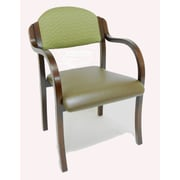MLP Seating Supremacy Stacking Chair with Cushion