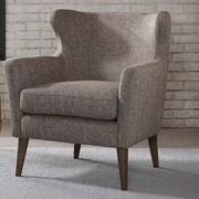 Madison Park Concetta Concave Club Chair