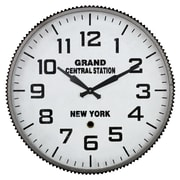Aspire 23'' Grand Central Station Wall Clock