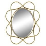Aspire Janelle Iron Wall Mirror