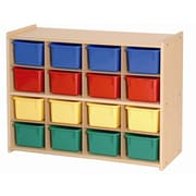 Steffy 16 Compartment Cubby