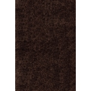 Momeni Luster Shag Hand-Tufted Brown Area Rug; 2' x 3'