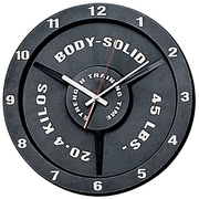 Body Solid Strength Training Time Wall Clock