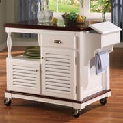 Wildon Home   Dale Kitchen Cart