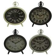 Aspire Maddie 4 Piece Table Clock Set