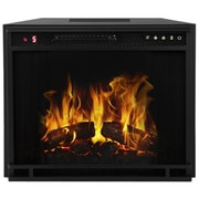 Moda Flame LED Electric Firebox Fireplace Insert; 19.9'' H x 34.2'' W x 8.5'' D