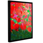 ArtWall 'The Color of Life' by Susi Franco Framed Painting Print; 18'' H x 14'' W x 2'' D