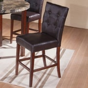 InRoom Designs Bar Stool (Set of 2)