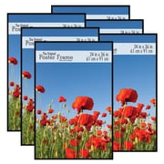 MCSIndustries Original Poster Picture Frame (Set of 6); 36'' x 24''