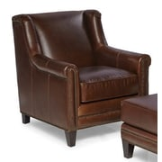 Palatial Furniture Ferdinand Arm Chair; Trends Walnut