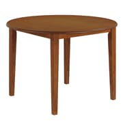 Glory Furniture Dining Table; Maple