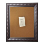 Rayne Mirrors Madilyn Nichole Royal Curve Wall Mounted Bulletin Board; 2' H x 2' W