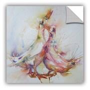 ArtWall Ducks 3 Wall Mural; 14'' H x 14'' W x 0.1'' D